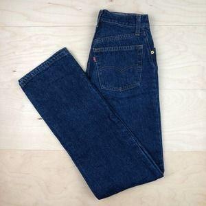 Vintage 1970s Levi's Button Fly Jeans